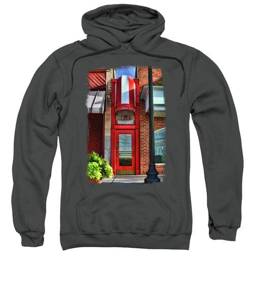 The Little Popcorn Shop In Wheaton Sweatshirt