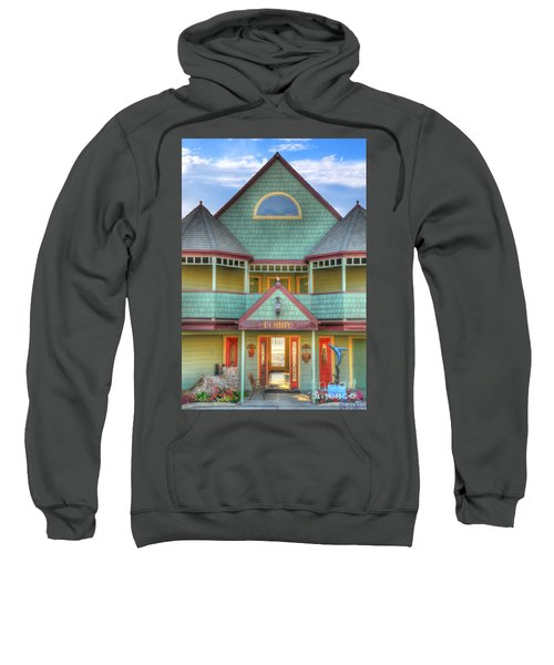 The Lobby Entrance Sweatshirt