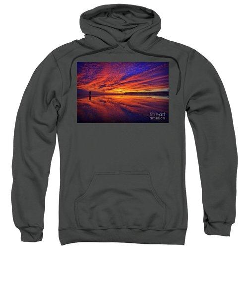 The Lone Photographer Sweatshirt