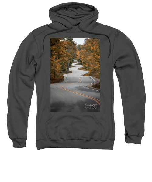 The Long Winding Road Sweatshirt