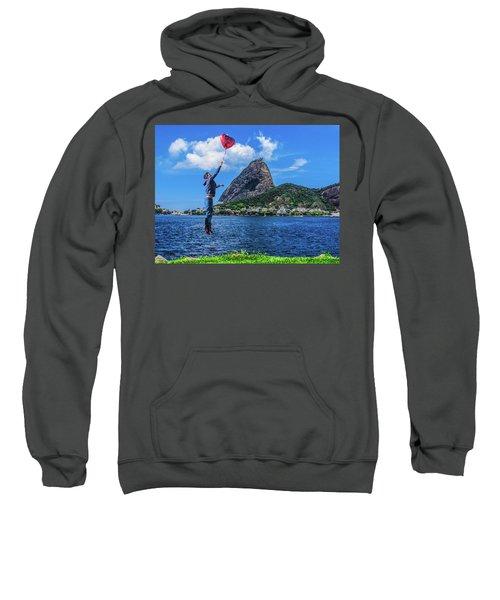 The Love In The Air Sweatshirt