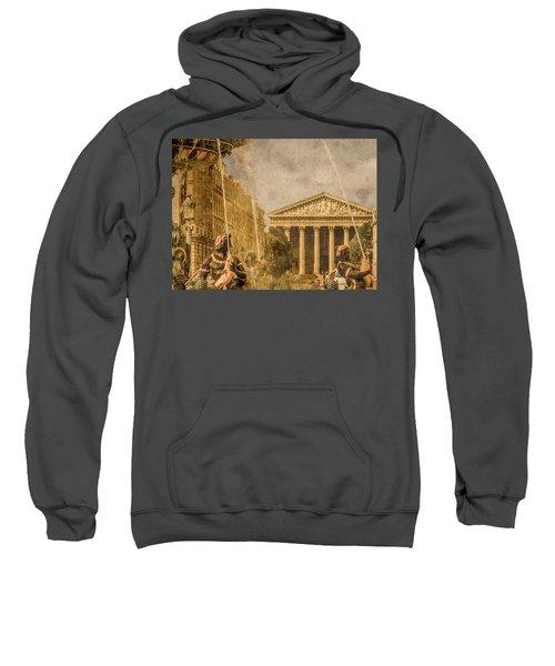 Paris, France - The Madeleine Sweatshirt