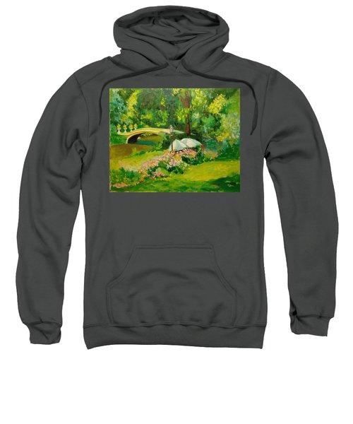 The Magnificent Bow Bridge Sweatshirt