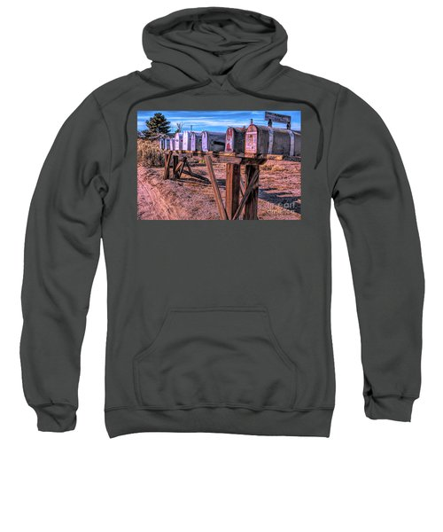 The Mailboxes Sweatshirt