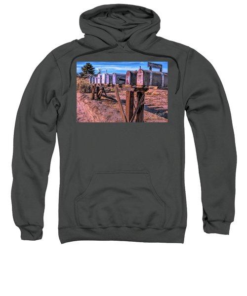 The Mailboxes Sweatshirt