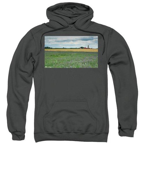 Farming Landscape Sweatshirt