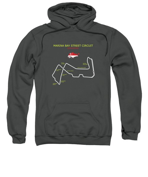 The Marina Bay Circuit Sweatshirt