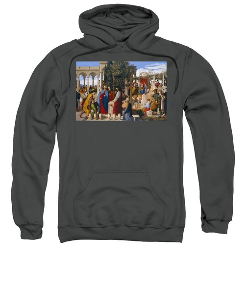 The Marriage At Cana Sweatshirt