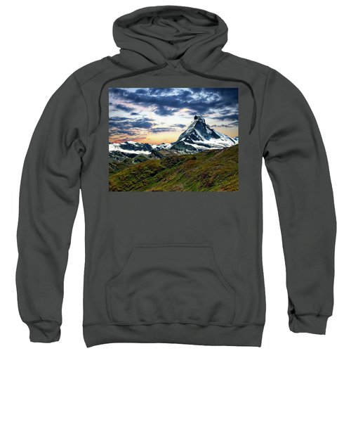 The Matterhorn Sweatshirt