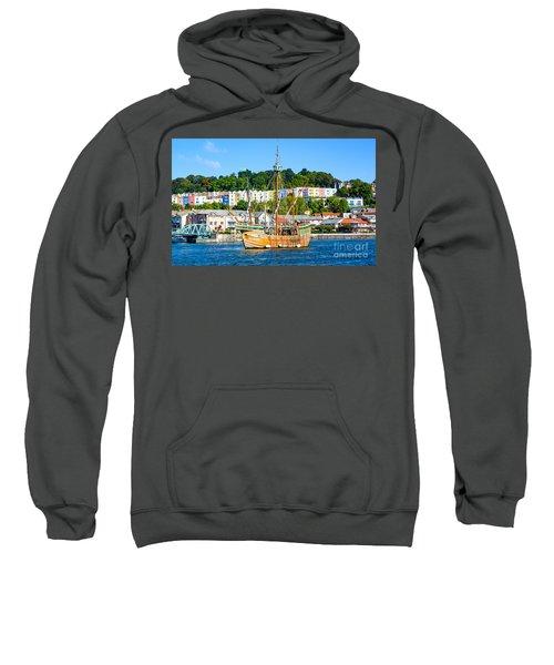 The Matthew In Bristol Harbour Sweatshirt