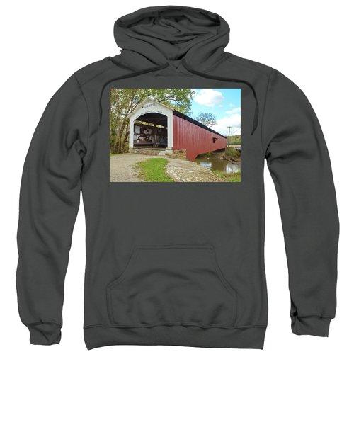 The Mecca Covered Bridge Sweatshirt