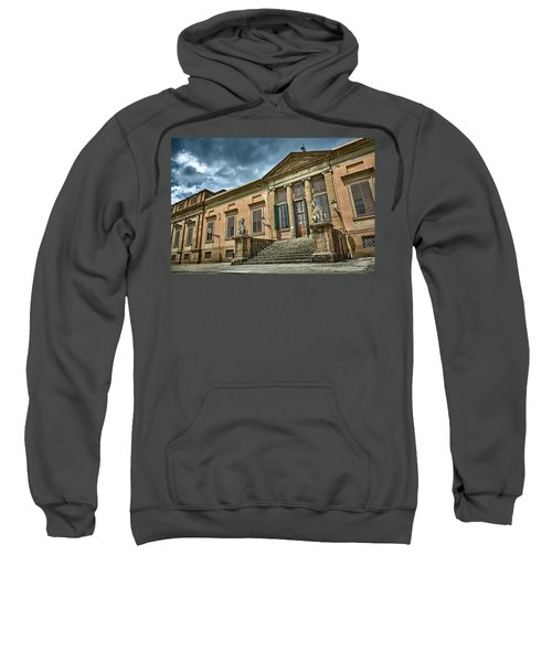 The Meridian Palace In The Pitti Palace Sweatshirt