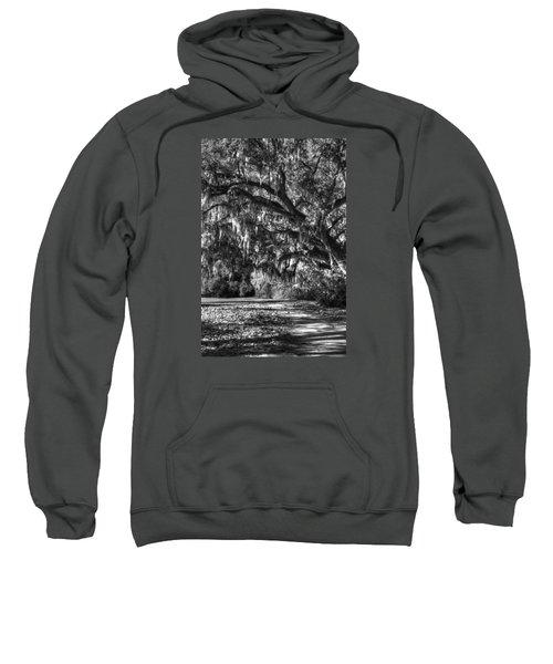 The Mighty Oaks 2 Bw Sweatshirt