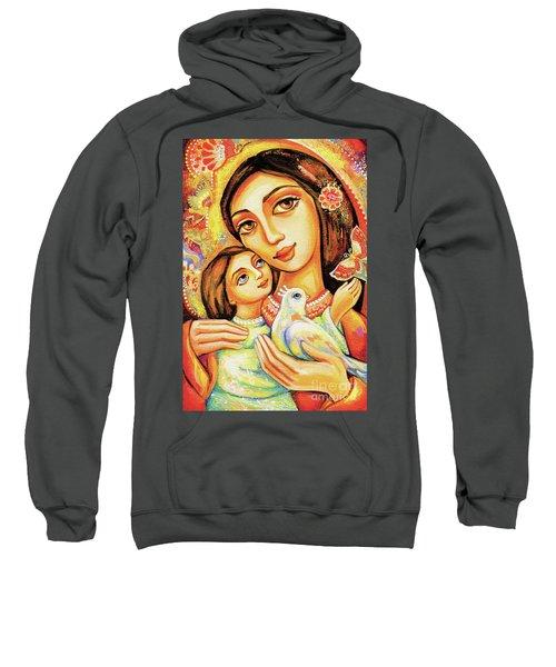 The Miracle Of Love Sweatshirt