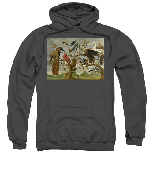 The Mockery Of The Owl Sweatshirt