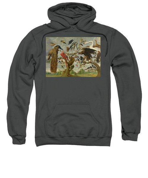The Mockery Of The Owl Sweatshirt