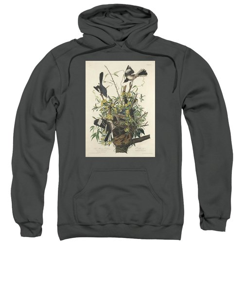 The Mockingbird Sweatshirt by Dreyer Wildlife Print Collections