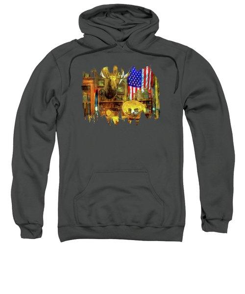 The Moose Sweatshirt