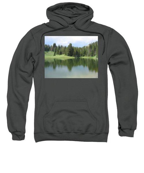 The Morning Calm Sweatshirt