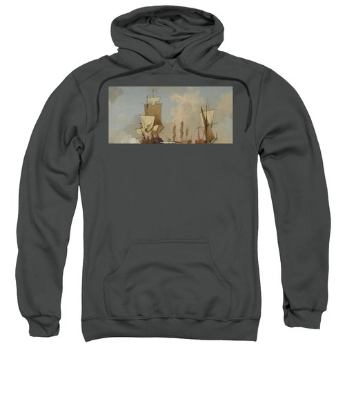 The Morning Gun Sweatshirt