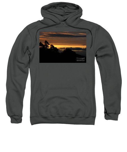 The Mountain At Sunrise Sweatshirt