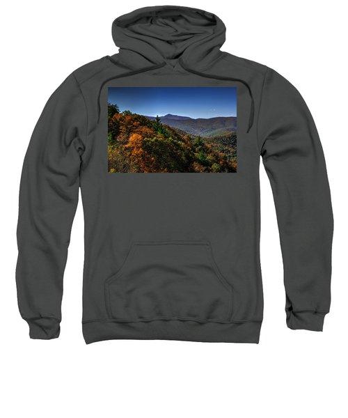 The Mountains Win Again Sweatshirt