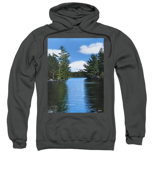 The Narrows Of Muskoka Sweatshirt