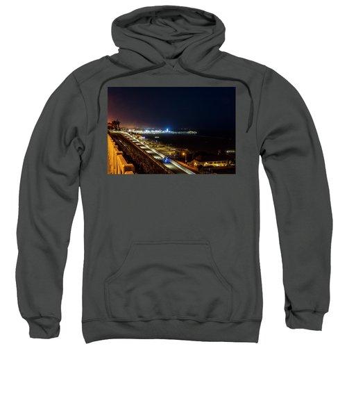 The New California Incline - Night Sweatshirt