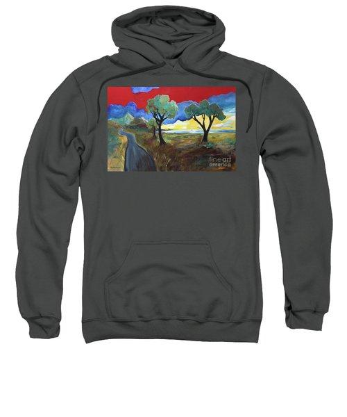 The New Road Sweatshirt