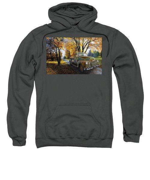 The Ol' Pumpkin Hauler Sweatshirt