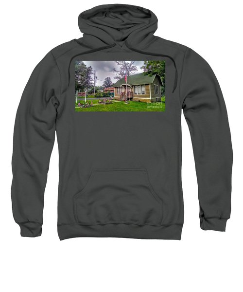 The Old Library At Beavertown Sweatshirt