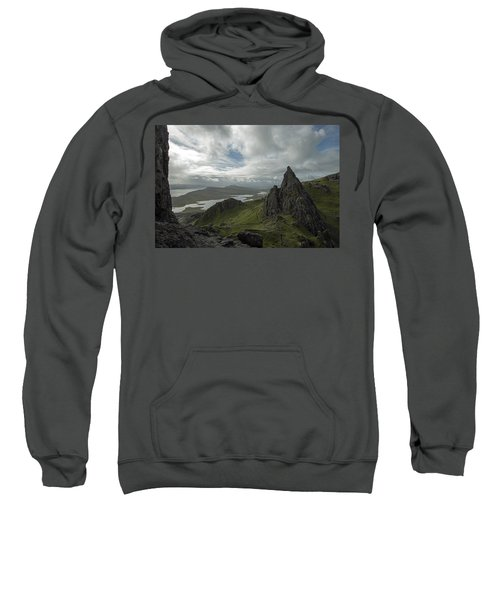 The Old Man Of Storr Sweatshirt
