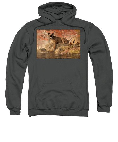 The Old Mountain Lion Sweatshirt