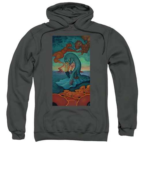 The Only Thing That Will Have Mattered Sweatshirt