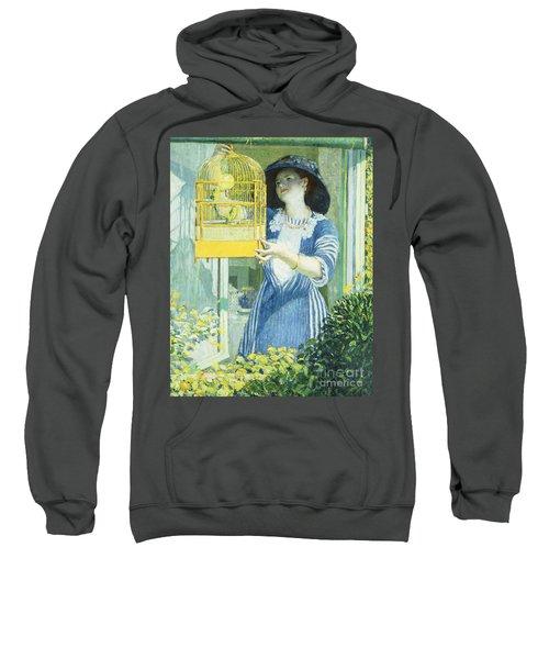 The Open Window Sweatshirt