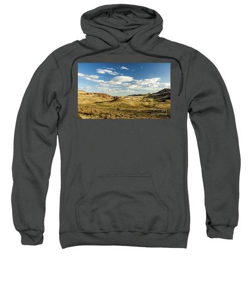 The Owyhee Desert Idaho Journey Landscape Photography By Kaylyn Franks  Sweatshirt
