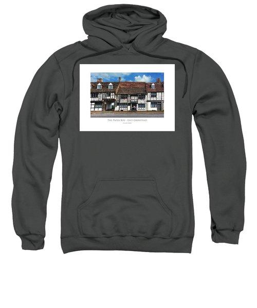 The Paper Boy - East Grinstead Sweatshirt