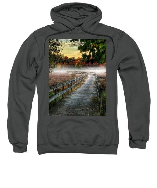 The Peaceful Path Sweatshirt