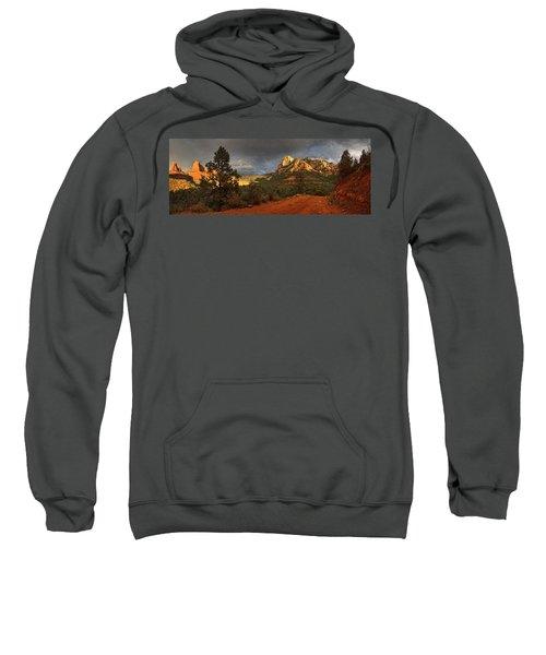 The Play Of Light Sweatshirt