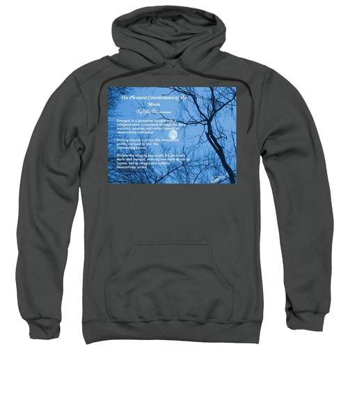 The Pleasant Countenance Of The Moon Sweatshirt