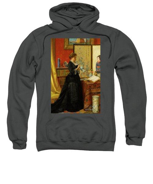 The Porcelain Collector Sweatshirt