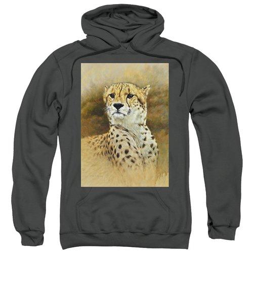 The Prince - Cheetah Sweatshirt