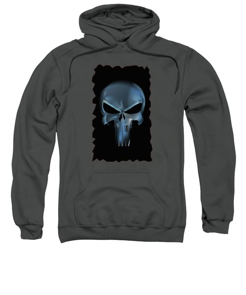 The Punisher Scary Face Sweatshirt