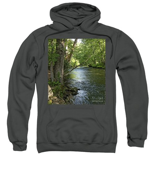 The Quiet Waters Flow Sweatshirt