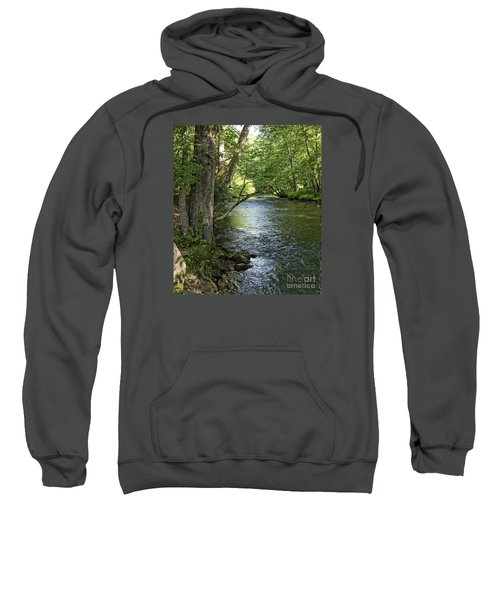 The Quiet Waters Flow Sweatshirt
