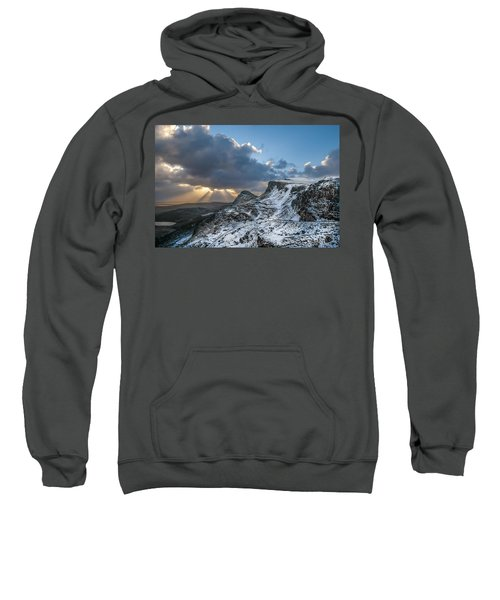 The Quiraing Just After Dawn Sweatshirt