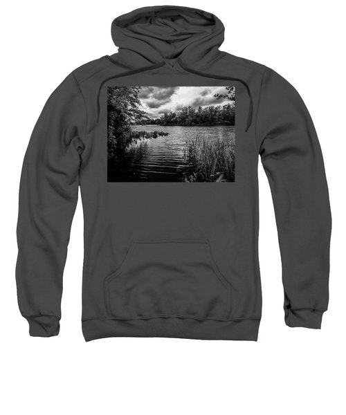 The Rancocas River Landscape Sweatshirt