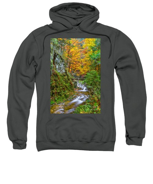 Cascades And Waterfalls Sweatshirt