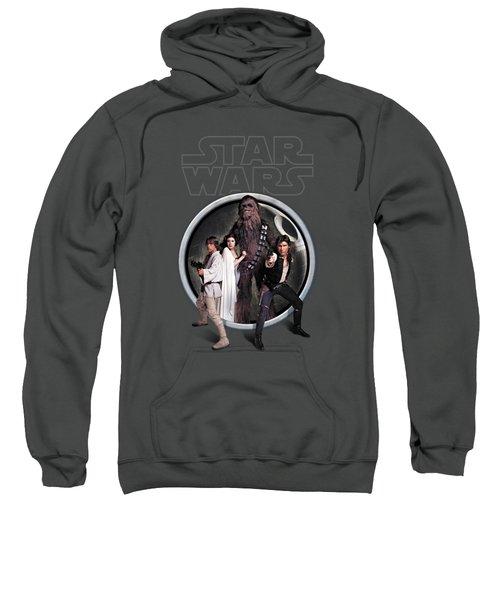 The Rebels Sweatshirt by Edward Draganski