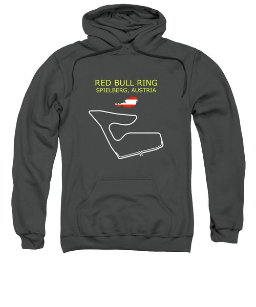 The Red Bull Ring Circuit Sweatshirt